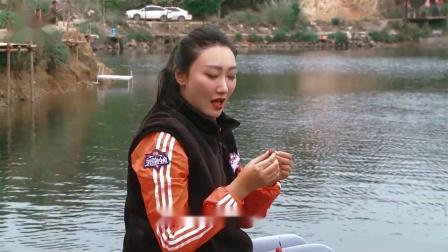 若萱钓鱼:金华遇巨青 fkyjd