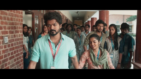 南印度电影《Master》2021 预告片 Vijay, Vijay Sethupathi, Andrea Jeremiah 主演