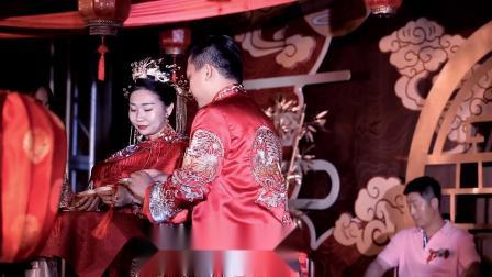 易叡中式婚礼