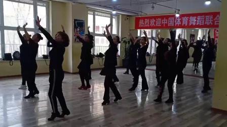 初级喀什民族健身舞