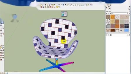 SketchUV(UV贴图插件)介绍