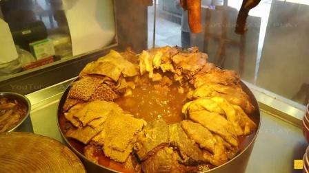 香港油麻地街头煮牛杂,好吃又正宗,吃过都让人念念不忘