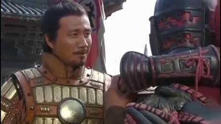 朱元璋:蓝玉为守城断腿,把自己绑在旗杆上,鼓舞士气呀!