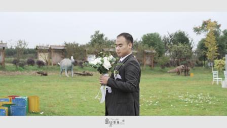 FD & JP不忘初情 陪伴一生 · 婚礼集锦 - 锦瑟FILM出品