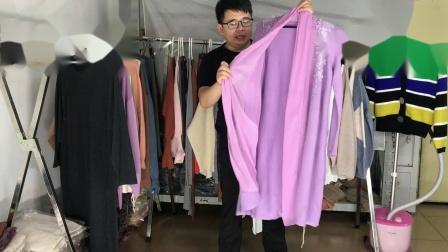 梵莱尼11-17大朗库存杂款女装款式展示