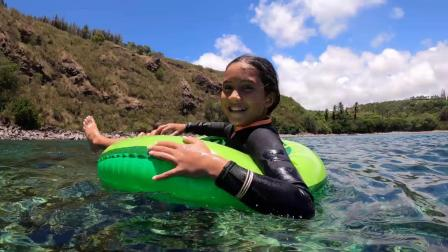 Freediving Adventures!! - Hawaii
