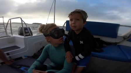 Little Kids Swimming with BIG WHALES! Ultimate Tonga Bucket List Adventure!