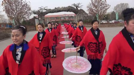 美韵名尚旗袍队成立三周年庆典佳丽表演《穿越时装秀-大型旗袍秀-今天是你的生日》主持策划:李瑞芹  摄制:杜希亮