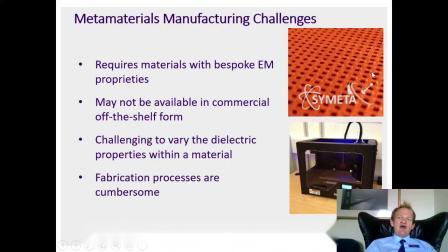 Will Whittowj教授的研究-3D打印天线和射频设备