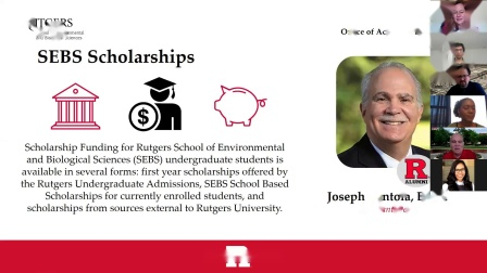 Scholarships, Honors College, Helyar House, Financial aid