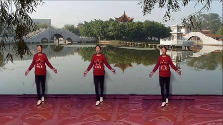 河北峰峰温馨广场舞 忘川彼岸 编舞 雨葵