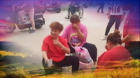 河北峰峰温馨广场舞歌曲独唱  你家在哪里  20年国庆节乡村专场演出_12