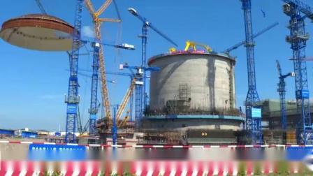 国际领先!中国又一核反应堆面世,安全性提升100倍,远超华龙一号