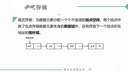 (MOOC网 孙海洋 C语言)第1讲(第16周)数据的存储结构