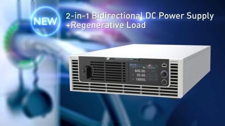 Bidirectional DC Power Supply 62000D