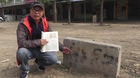 张宪昌教授在莘县古云西池村考察东郡年画