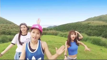 【风车·Cover】美颜与大自然的融合~台妹女团热舞Jessica《Fly》MV_高清