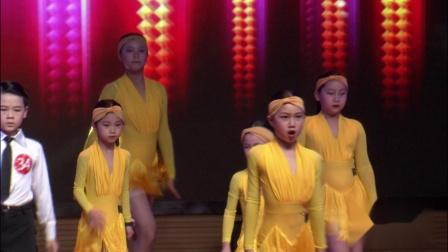 2020第六届湖北省最美童年少儿舞蹈大赛34_疯狂拉丁