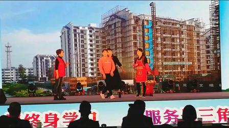 俞汇社区原创节目戏曲情景剧《俞汇新面貌》