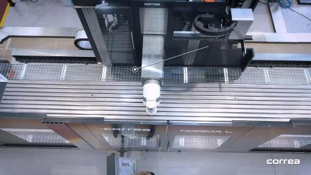 CORREA NORMA L+UAD 动柱式加工中心