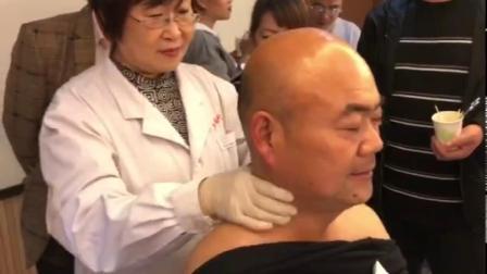 中医特殊针灸 李玲新九针疗法刃针心六针讲解操作视频