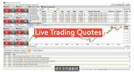 学习如何交易外汇 – 21. 高级交易员平台简介   瑞讯银行 Swissquote