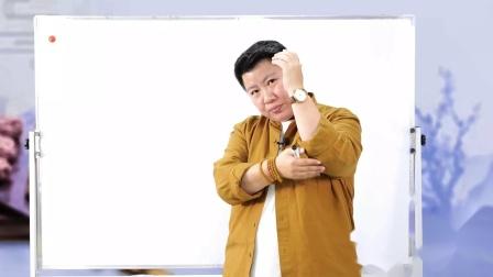34胳膊后肘疼怎么办?刘红云一招,从此告别网球肘!