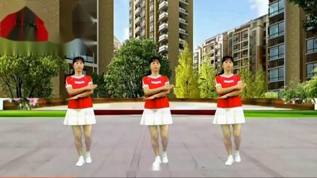 2020龙川思念广场舞桂芳演示:多少次想起你