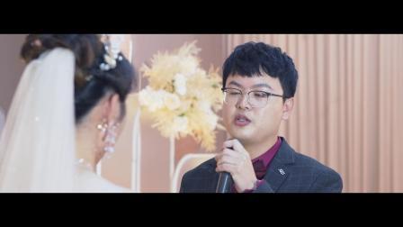 韩城印象作品——郭俊良&陈颖婚礼集锦