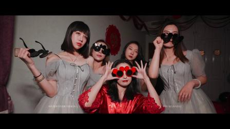 [WE FILM 作品](我们影像)20201123太原星河湾酒店婚礼快剪