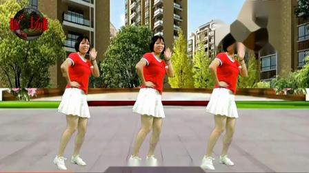 2020龙川思念广场舞杨珍演示:多少次想起你
