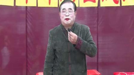 刘继生表演的评剧《焦裕禄》选段