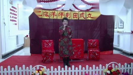 杨玉玲表演的《花魁》众位姐妹