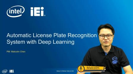 Automatic License Plate Recognition System with Deep Learning