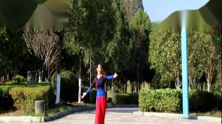 舞蹈:月满西楼(古典)