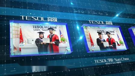 TESOL考试学员毕业照TESOL官网报名考试培训