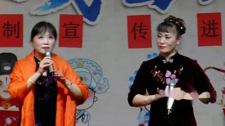 魏塘、姚庄、俞汇戏迷演出节目沪剧选段《母女会》