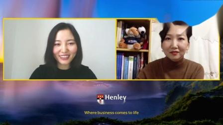 校友访谈录-聊聊我在亨利商学院的学习和职业发展的心得