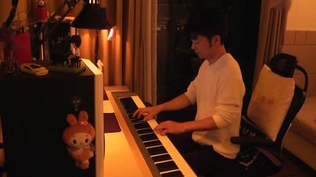 《关于你这一生的风景》夜色钢琴曲 赵海洋 演奏视频