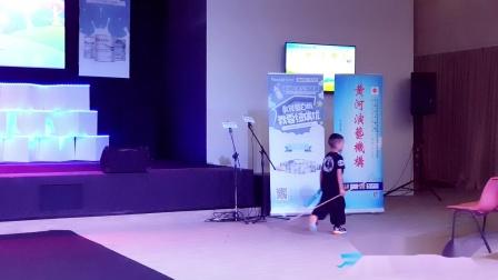 2020CCTV全国少儿才艺大赛澳大利亚分赛区Neurio杯总决赛舞蹈组才艺表演。