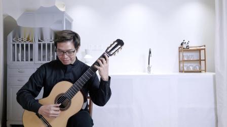 紫竹调  吉他四重奏