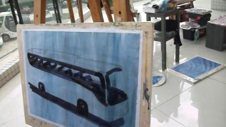 怎样画汽车(美术教学系列视频高清完整版)