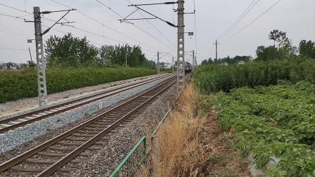 20200419 143633 阳安线HXD2单机通过治江站