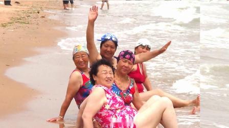赤峰周边的三日游3-东戴河海边游