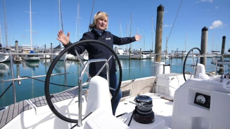 新西兰 Boating New Zealand电视频道测评亚诺Sun Odyssey 490