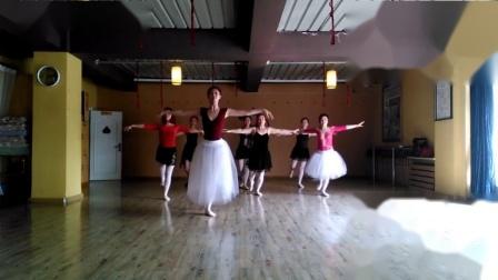 芭蕾形体舞蹈《睡美人》