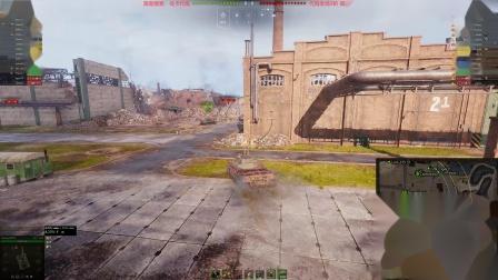 【坦克世界】马卡洛夫 703工程值不值得买?
