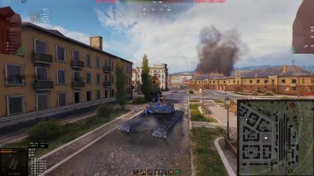 【坦克世界】马卡洛夫 箱子车怎么样?T77 HWK30 7501K