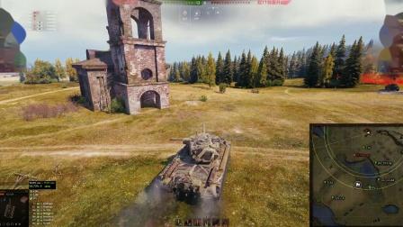 【坦克世界】马卡洛夫 从零开始T110E5 全线练车指南