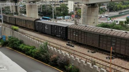 46506次货运列车